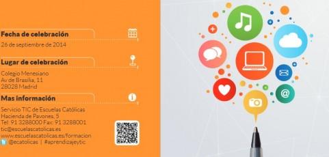 Jornada TIC. Aprendizaje y tecnología.