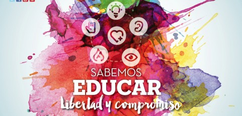 """Congreso """"Sabemos educar. Libertad y compromiso"""""""