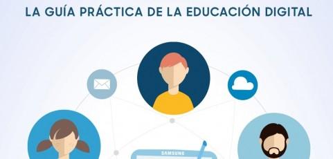 Presentación de la «Guía práctica de la Educación Digital»