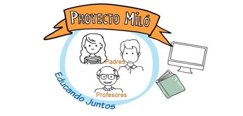 Un proyecto de encuentro entre familias y escuela, Miló.