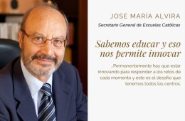 Conversación pedagógica con… José María Alvira