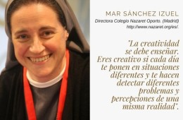 Conversación pedagógica con… Mar Sánchez Izuel