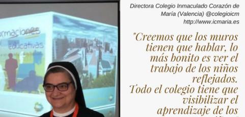 Conversación pedagógica con… Rosa María Balaguer