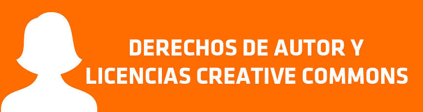 Derechos de autor y licencias Creative Commons